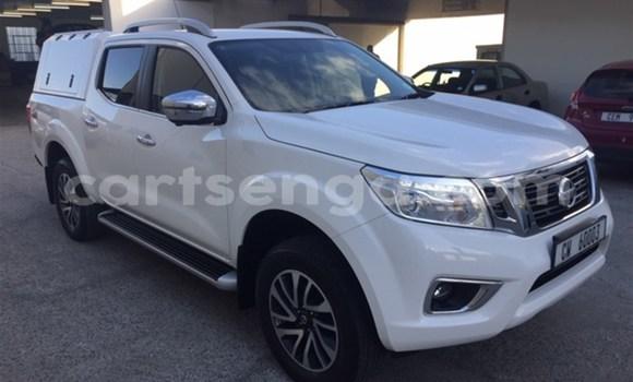 Buy Used Nissan Navara White Car in Manzini in Manzini