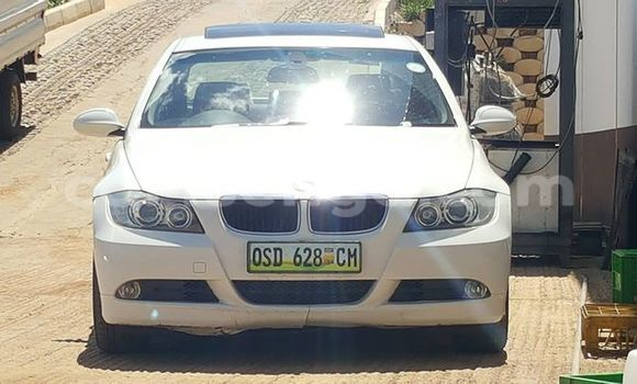 Buy BMW 3-Series White Car in Manzini in Swaziland