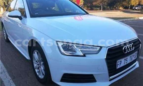 Buy Used Audi A4 White Car in Mbabane in Manzini