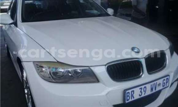 Buy Used BMW 3–Series White Car in Mbabane in Manzini