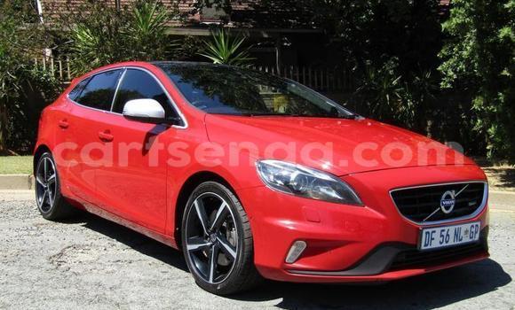 Buy Used Volvo V40 Red Car in Mbabane in Manzini