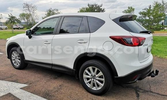 Buy Used Mazda CX-5 White Car in Mbabane in Manzini