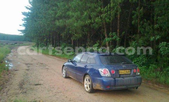 Buy Used Lexus IS 300 Blue Car in Manzini in Swaziland
