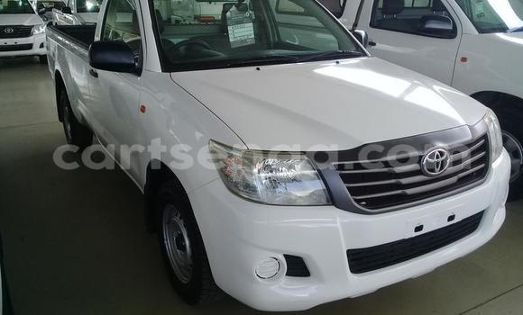 Acheter Occasion Voiture Toyota Hilux Blanc à Manzini, Manzini