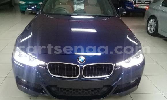 Buy Used BMW 3–Series Blue Car in Manzini in Manzini