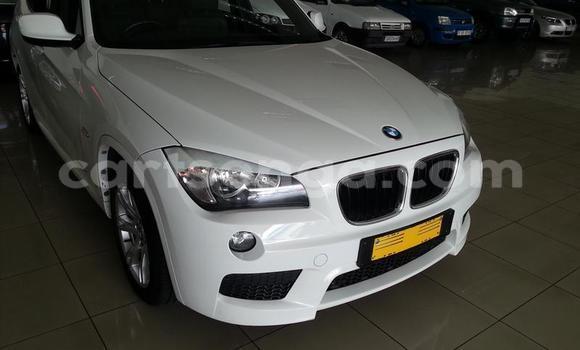 Buy Used BMW X1 White Car in Manzini in Manzini