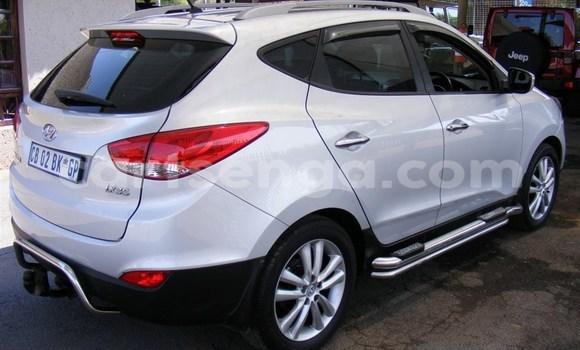 Buy Used Hyundai ix35 Silver Car in Vuvulane in Lubombo District