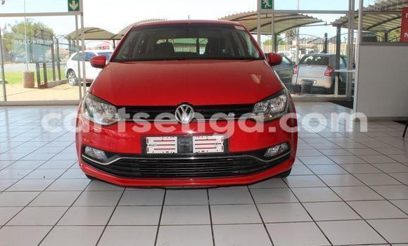 Buy Used Volkswagen Polo Red Car in Manzini in Manzini