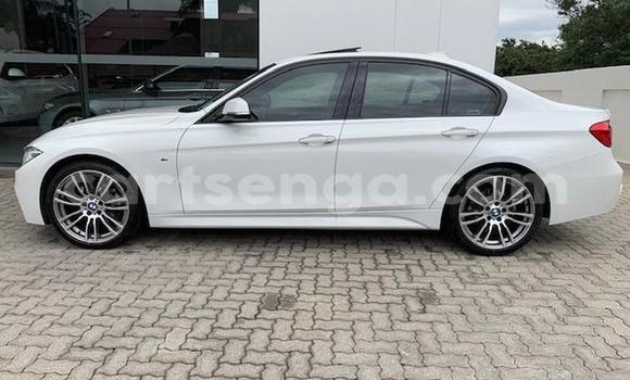 Buy Used BMW 3–Series White Car in Bhunya in Manzini