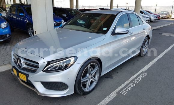 Buy Used Mercedes‒Benz C–Class Silver Car in Ezulwini in Hhohho
