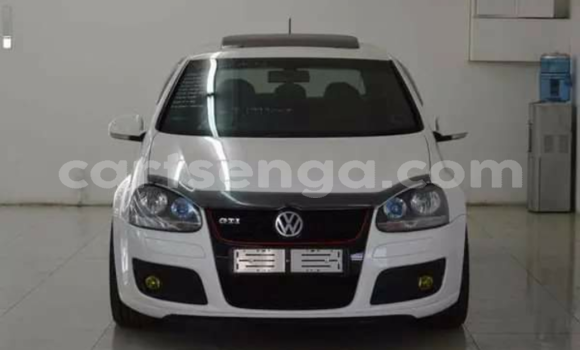 Buy Used Volkswagen Golf GTI White Car in Bhunya in Manzini