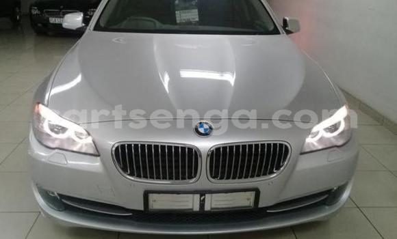Buy Used BMW 5–Series Silver Car in Manzini in Manzini