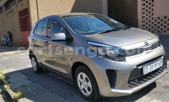 Buy Used Kia Picanto Silver Car in Mbabane in Manzini