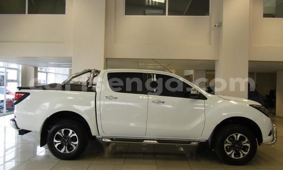 Buy Used Mazda BT-50 White Car in Big Bend in Lubombo District