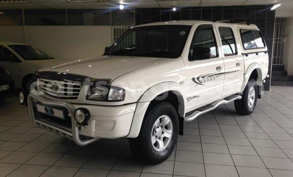 Buy Used Mazda BT-50 White Car in Big Bend in Lubombo