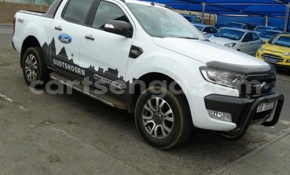 Buy Used Ford Ranger White Car in Bulembu in Hhohho