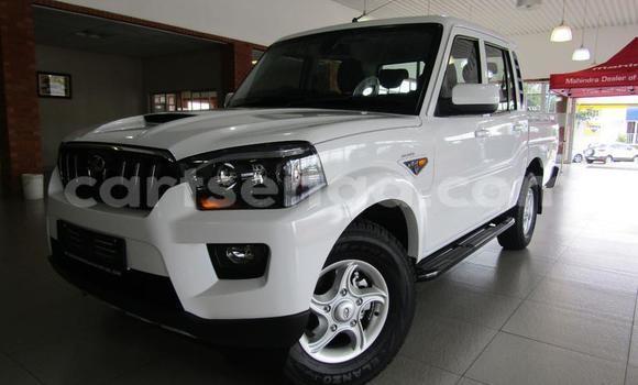 Buy Used Mahindra NC 640 DP White Car in Mbabane in Manzini