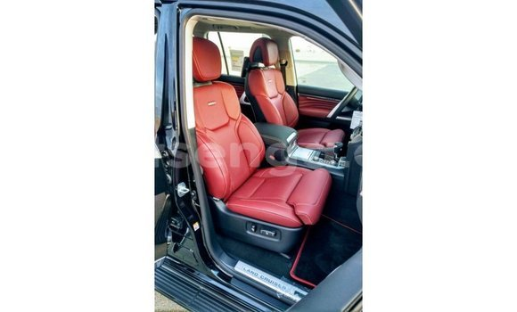 Buy Import Toyota Land Cruiser Black Car in Import - Dubai in Hhohho