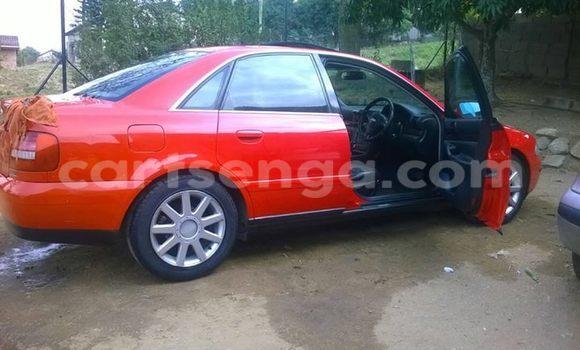 Buy Used Audi A4 Red Car in Manzini in Swaziland