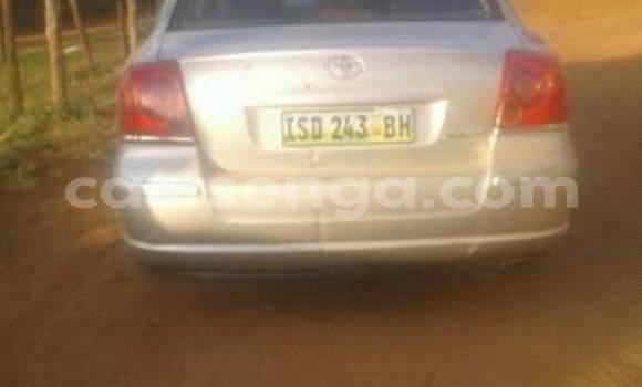 Buy Used Toyota Avensis Silver Car in Manzini in Swaziland