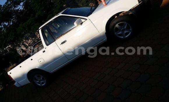 Buy Used Ford Pickup White Car in Manzini in Swaziland