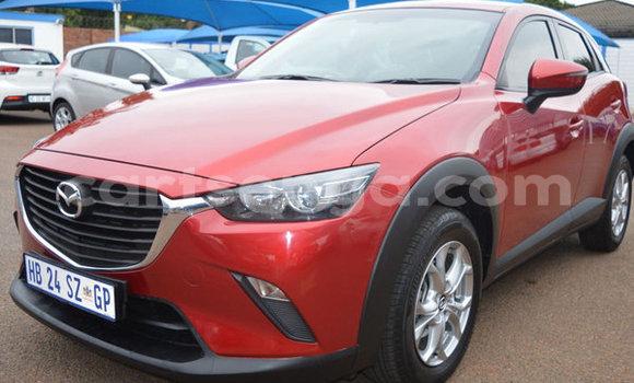 Buy Used Mazda CX-3 Red Car in Mbabane in Manzini