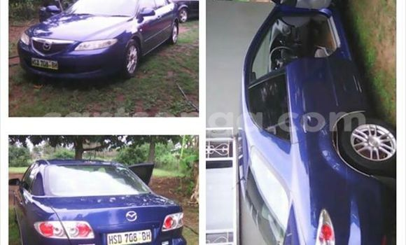 Buy Mazda 6 Blue Car in Manzini in Swaziland