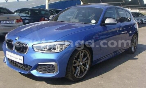 Buy Used BMW 1–Series Blue Car in Ezulwini in Hhohho