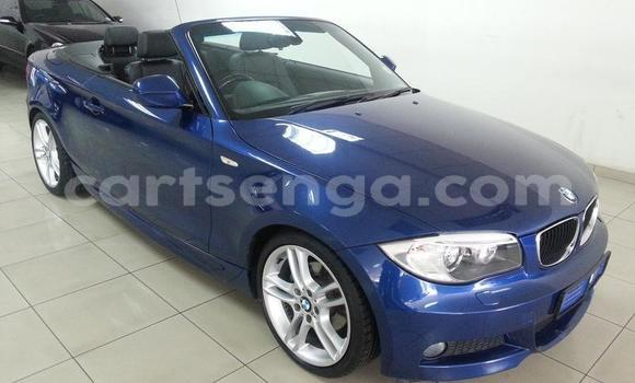 Acheter Occasion Voiture BMW 1–Series Bleu à Manzini, Manzini