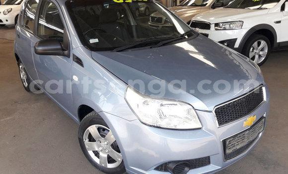 Acheter Occasion Voiture Chevrolet Aveo Bleu à Mbabane, Manzini