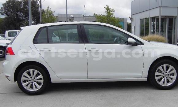 Buy Volkswagen Golf White Car in Mbabane in Swaziland