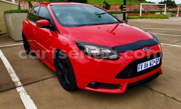 Acheter Occasion Voiture Ford Focus Rouge à Manzini, Manzini