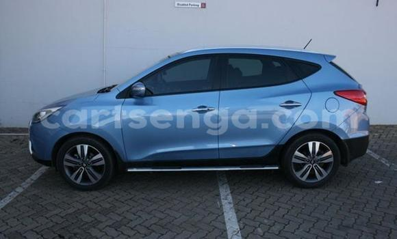 Buy Used Hyundai ix35 Blue Car in Mbabane in Manzini