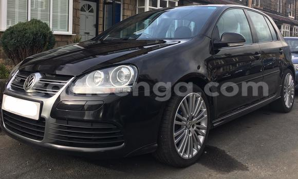 Buy Volkswagen Golf Black Car in Mbabane in Swaziland
