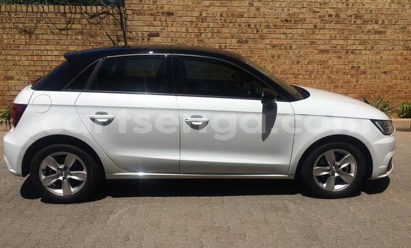 Buy Used Audi A1 White Car in Mbabane in Manzini