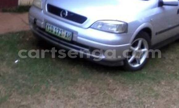Buy Used Opel Astra Silver Car in Manzini in Swaziland