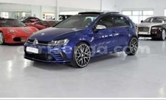 Buy Used Volkswagen Golf R Blue Car in Big Bend in Lubombo District