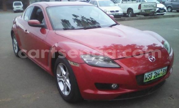 Buy Mazda RX-8 Red Car in Manzini in Swaziland
