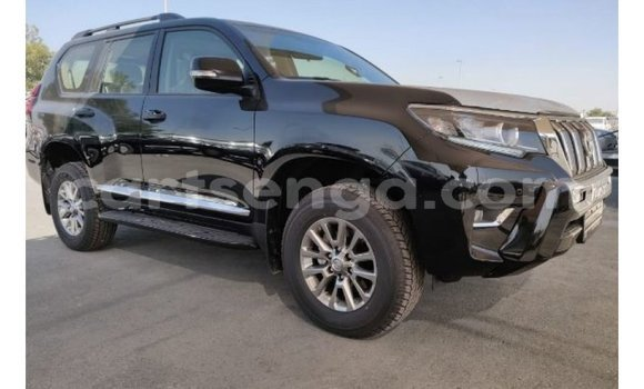 Buy Import Toyota Prado Black Car in Import - Dubai in Hhohho