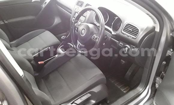 Buy Used Volkswagen Golf Silver Car in Mbabane in Manzini
