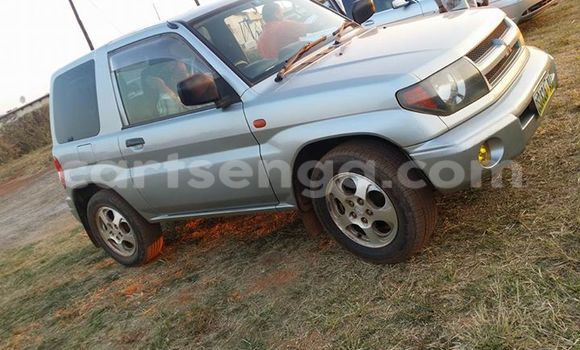 Buy Used Mitsubishi Pajero Silver Car in Manzini in Swaziland