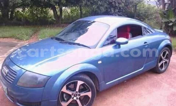 Buy Used Audi TT Blue Car in Mbabane in Manzini