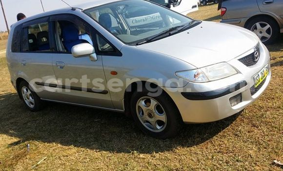 Buy Mazda Premacy Silver Car in Manzini in Swaziland