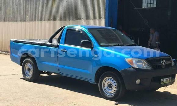 Buy Used Toyota Hilux Blue Car in Manzini in Manzini