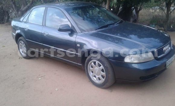 Buy Used Audi A4 Blue Car in Manzini in Swaziland