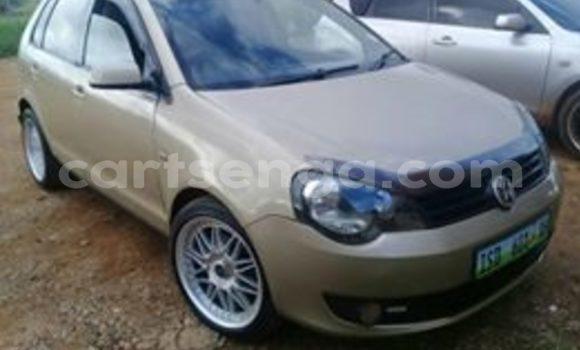 Buy Used Volkswagen Polo Beige Car in Manzini in Manzini