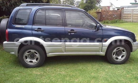 Buy Used Suzuki Grand Vitara Blue Car in Manzini in Swaziland