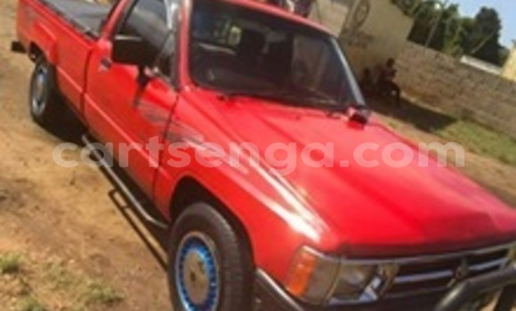 Buy Used Toyota Hilux Red Car in Manzini in Manzini