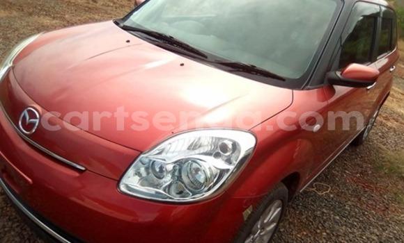 Buy Used Mazda Verisa Red Car in Matsapha in Manzini