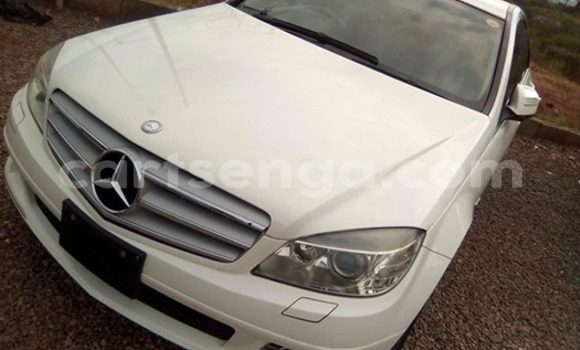 Buy Used Mercedes‒Benz C–Class White Car in Matsapha in Manzini